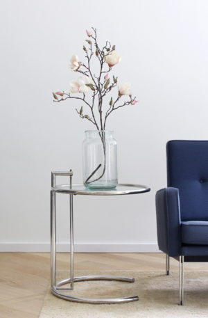 lichtroze kunst magnoliatak