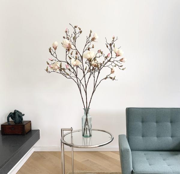 magnolia takken lichtroze magnolia takken kunst kunst takken siertakken bloesemtakken