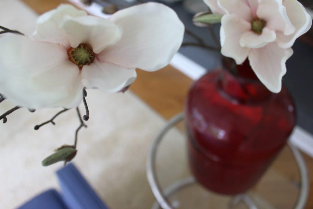 siertakken kunsttakken magnolia takken