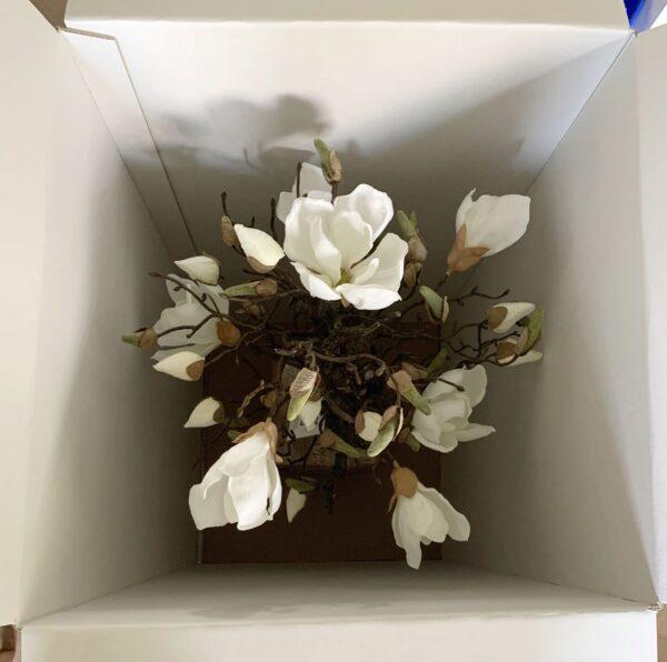 magnolia boompje kunst magnolia takken siertak kunsttak