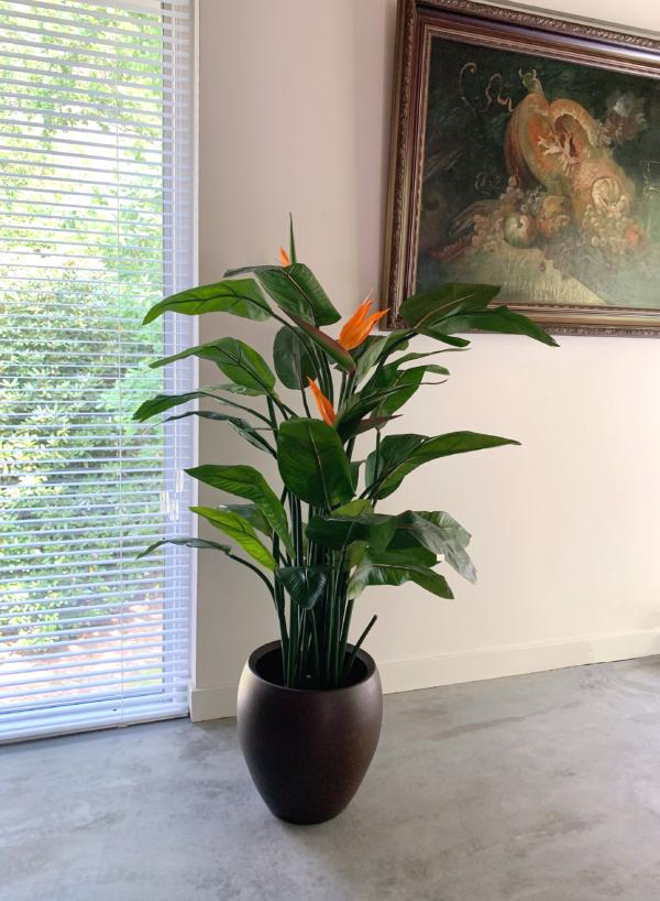 kunst strelitzia kunst paradijsvogelplant kopen binnen grote kunstplant kopen grote kunstboom kopen