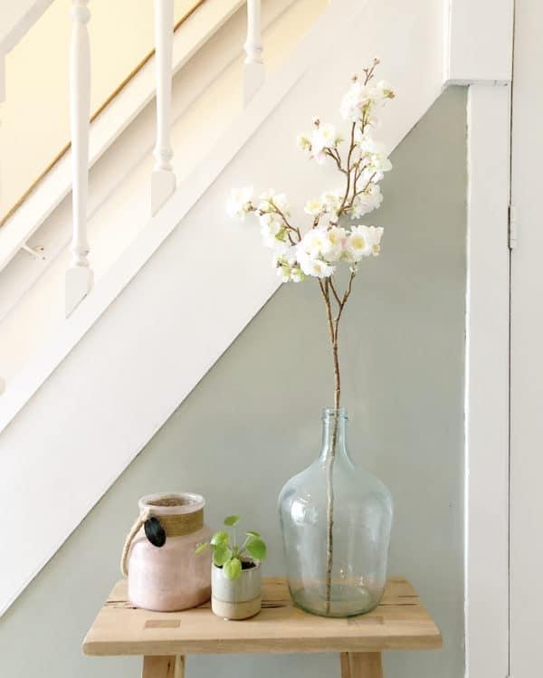 bloesemtak witte bloesemboom binnen bloesemboom kunst siertak bloesem kunst bloesem tak bloesemtak kopen bloesemtakken