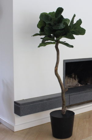 grote kunstplant ficus lyrata kunstboom interieurboom boommade ficus lyrata kunst vijgenboom kunst boompje