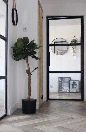 grote groene kunstplant mooi kunstplanten kunstbomen voor binnen