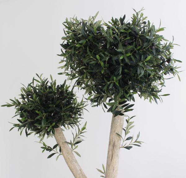 grote kunst olijfboom voor binnen neppe olijfboom kunstboom in huis duurzame kunstbomen kopen kunst olijfboompje