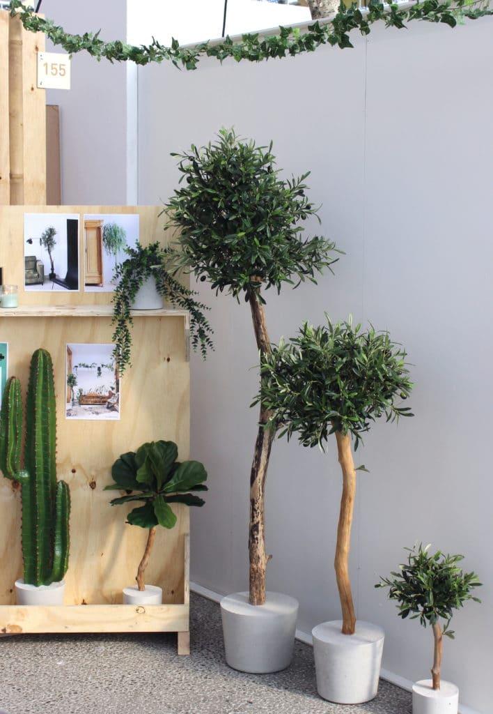kunst olijfbomen kunstbomen kunstboom kopen interieurboom kopen bloesemboom voor binnen in huis waar kopen