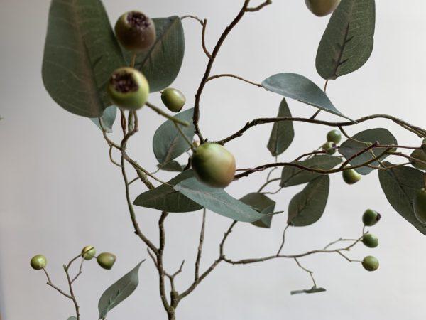 Kunst eucalyptus takken nep