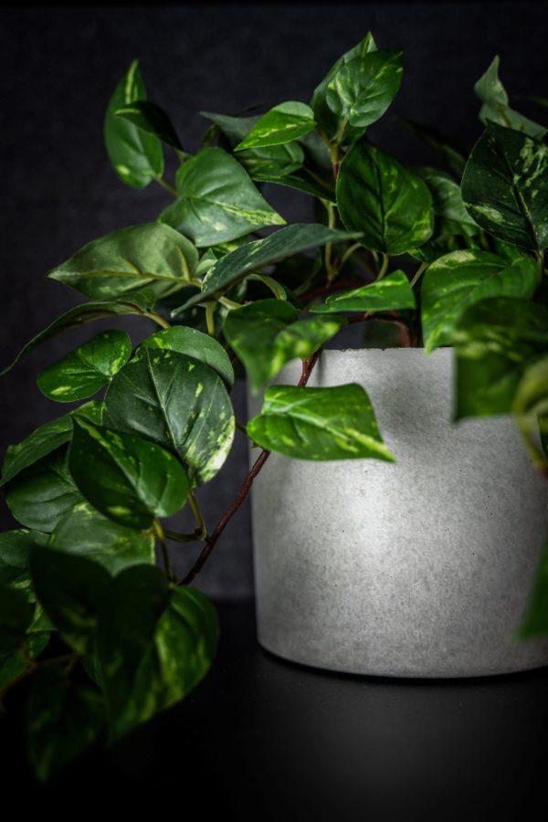 groen kunstplantje