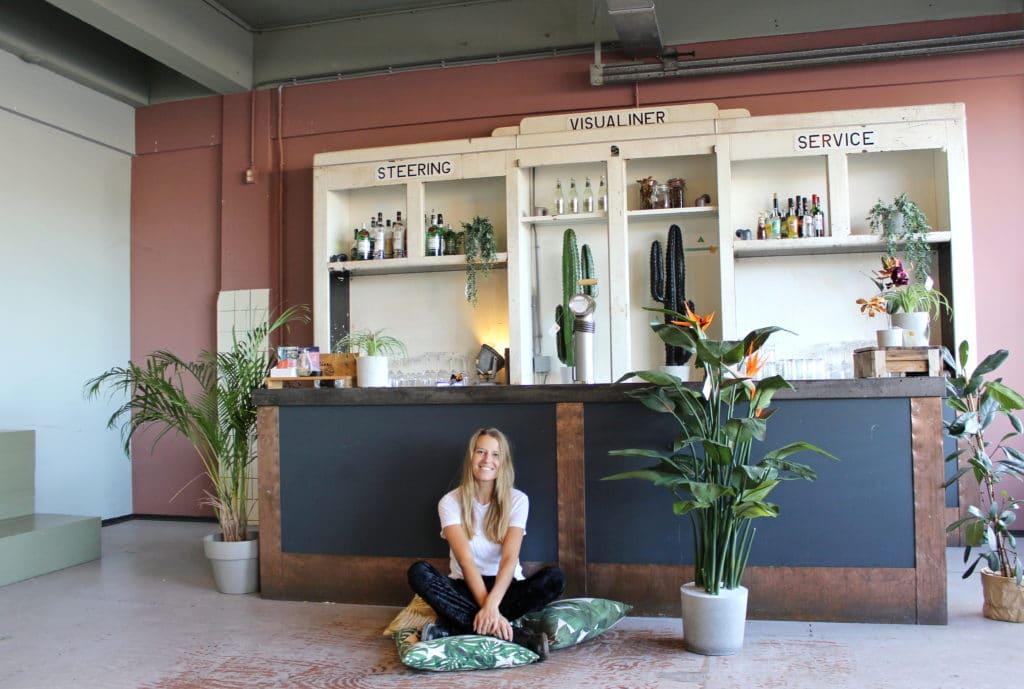 sophie deckers boommade kunst paradijsvogelplant kunst strelitziagrote kunst plant kopen grote kunst planten kopen