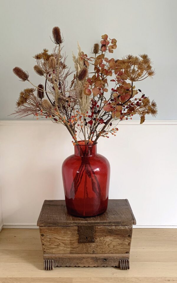 kunst droogbloemen boeket kunst boeket